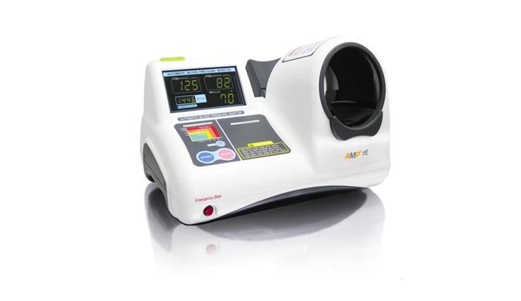 Máy đo huyết áp tự động để bàn Ampall BP868