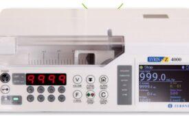 Bơm tiêm điện Zerone Syrin - Z 4000. Model: Z4000. Hãng sản xuất: Zerone. Xuất xứ: Hàn Quốc.