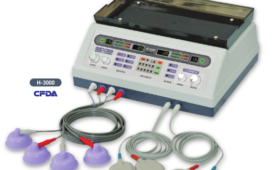 Máy điều trị điện xung Hanil H-3000