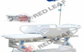 Xe đẩy cáng cứu thương Red Leaf YQC-2R